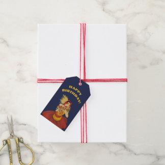 La Vedette d'Aix : Happy Birthday Gift Tags