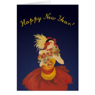 La Vedette d'Aix : Happy New Year! Card