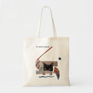 La Version Exacta Tote Bag