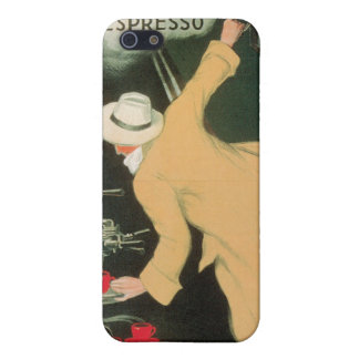 La Victoria Arduino Vintage Coffee Drink Ad Art Case For The iPhone 5