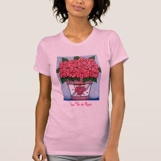 La Vie en Rose Camisole Shirts