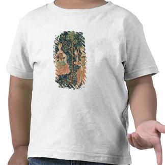 La Vie Seigneuriale: Embroidery, c.1500 T Shirts