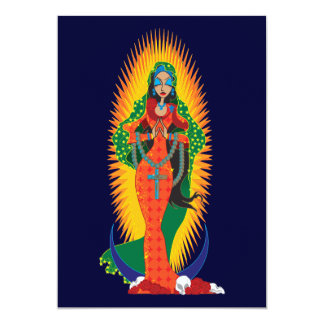 La Virgen de Guadalupe Invitations