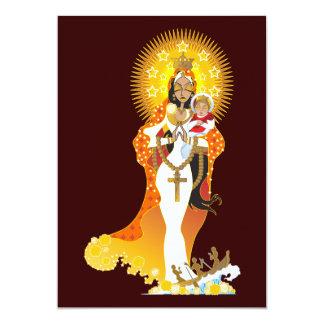 La Virgen de la Caridad del Cobre Invitations