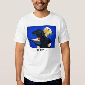 Lab dance t shirt
