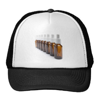 Lab droppers cap