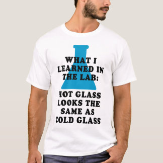 Lab Glass T-Shirt