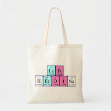 Lab Heroine Periodic bag