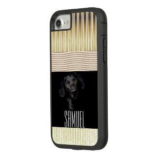 Lab Labrador Retriever Eyes Face Puppy Pet Case-Mate Tough Extreme iPhone 8/7 Case
