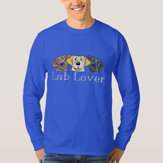 Lab Lover Original T-Shirt
