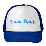Lab Rat Cap