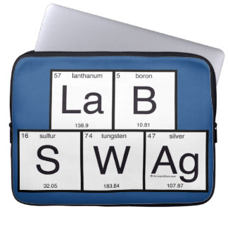 Lab SWAG Laptop Sleeve