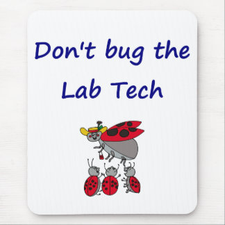 Lab Tech Mouse Pad