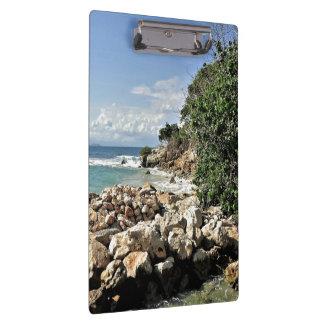 Labadie Seascape No. 2 Clipboard