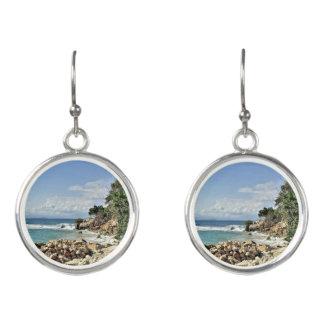 Labadie Seascape No. 2 Earrings
