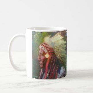 Laban Little Wolf Coffee Mug