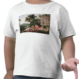 Laban Searching for the Idols, 1647 Tee Shirts
