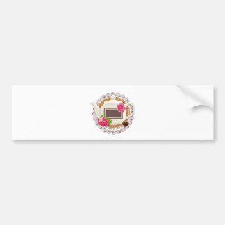 Label for Tea Party Bumper Sticker