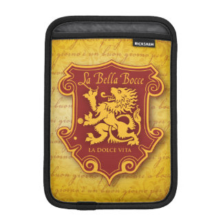 LaBella Bocce Mini iPad Material Cover