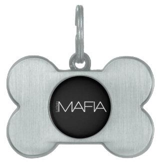 La'Bella MAFIA Pet ID Tags