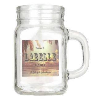 LaBelle, FL Mason Jar