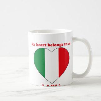 Labia Basic White Mug