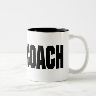 Labor Coach Two-Tone Mug