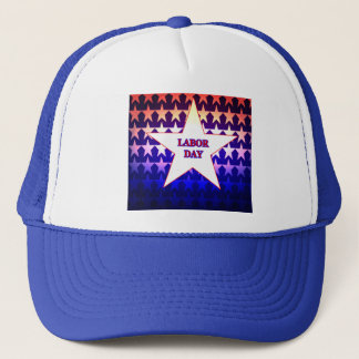 Labor Day Trucker Hat