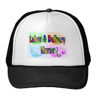 Labor & Delivery Nurse Trucker Hat