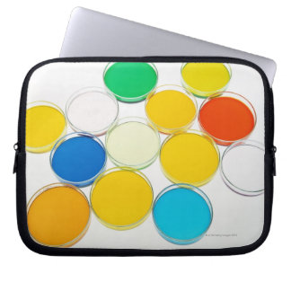 Laboratory Dish 2 Laptop Sleeve