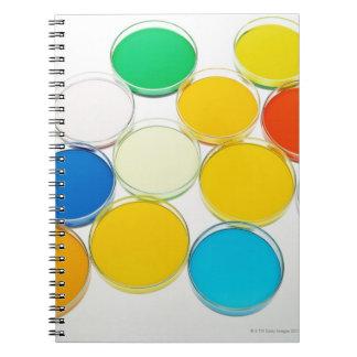 Laboratory Dish 2 Notebook