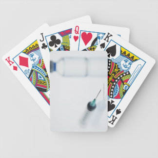 Laboratory Equipment Bicycle Playing Cards