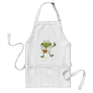 Laboratory Frog Apron