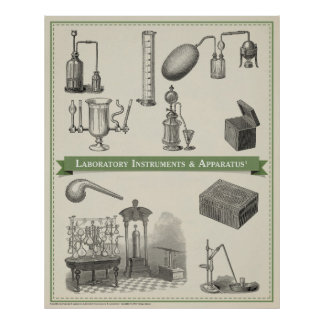 Laboratory Instruments & Apparatus 1 Posters