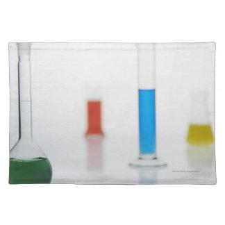 Laboratory Shots Placemat