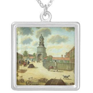 Laboratory Square Jewelry
