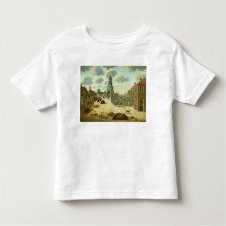 Laboratory Square Toddler T-Shirt