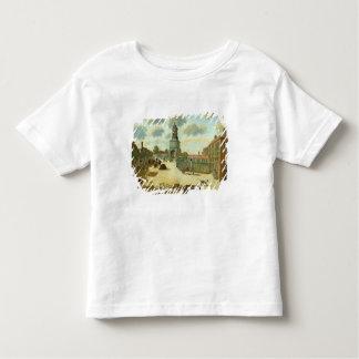 Laboratory Square T Shirts