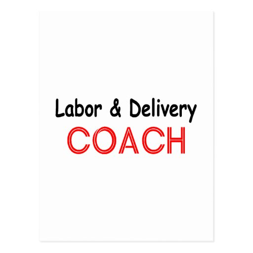 Labour and Delivery Coach