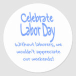 Labour Day Stickers