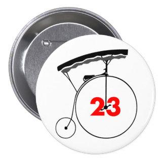 Labour Exchange Manager 23 7.5 Cm Round Badge