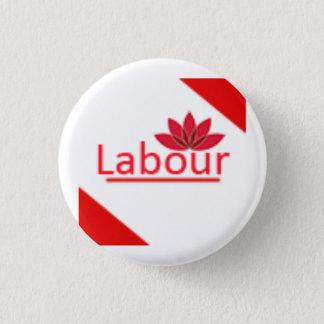 Labour Party Logo 3 Cm Round Badge