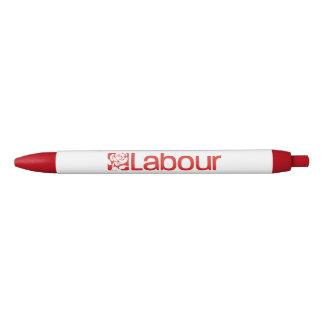 Labour Party UK Black Ink Pen