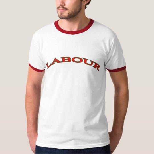 Labour Ringer T-Shirt