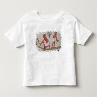 Labourer and Lumberjack at Work Toddler T-Shirt
