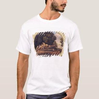 Labourers, 1781 (enamel on biscuit earthe T-Shirt