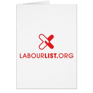 LabourList Card
