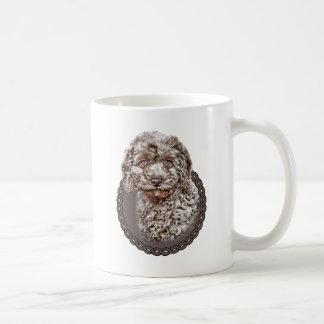 Labradoodle 001 coffee mug