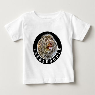 Labradoodle 002 baby T-Shirt