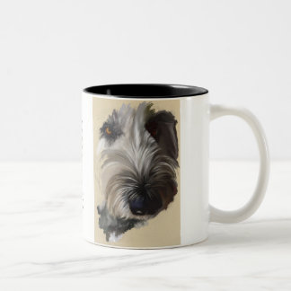 Labradoodle Coffee Mug - Original Art